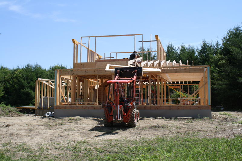 First floor trusses