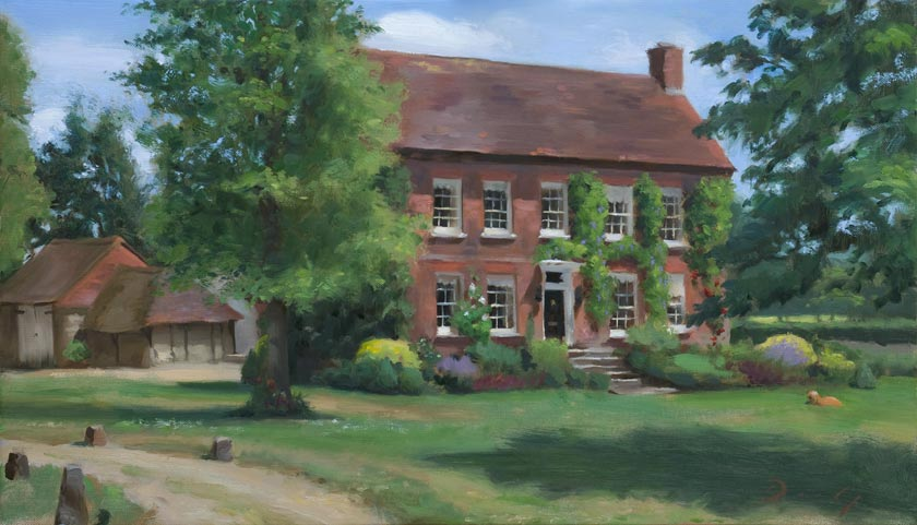 Crockham Grange