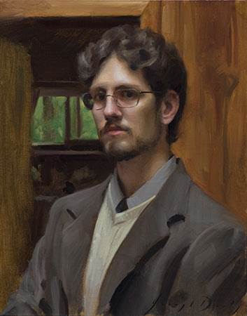 Self Portrait at 26 Years