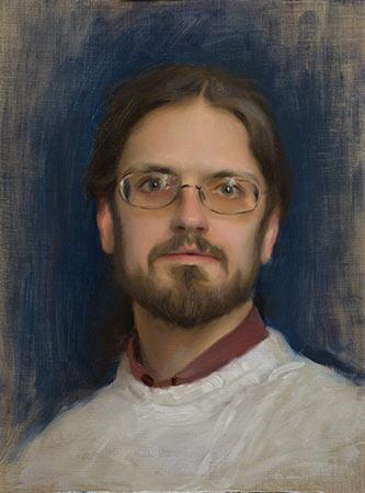 Self Portrait, February 2010