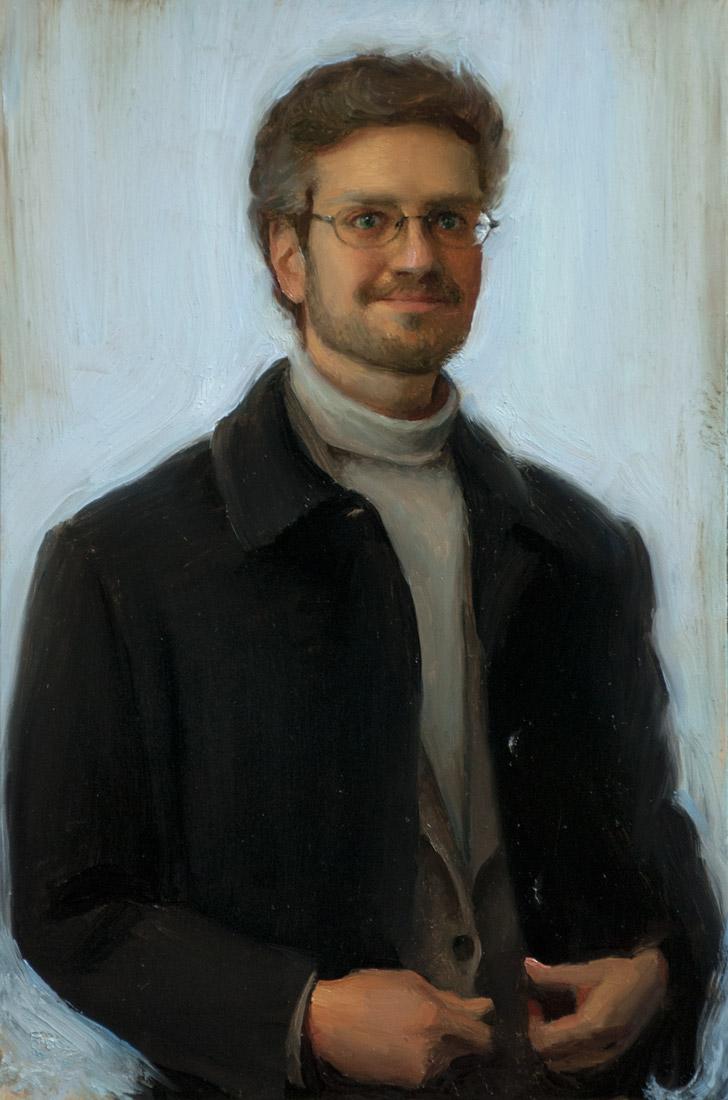 Self Portrait in February