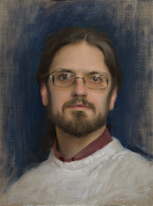 Vestal NY Workshop – The Portrait Sketch
