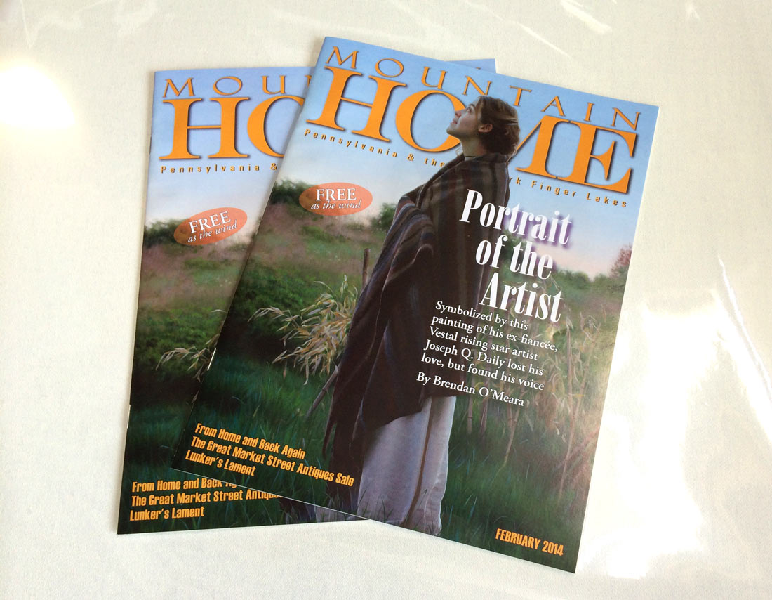 Mountain Home Magazine - Feature Article