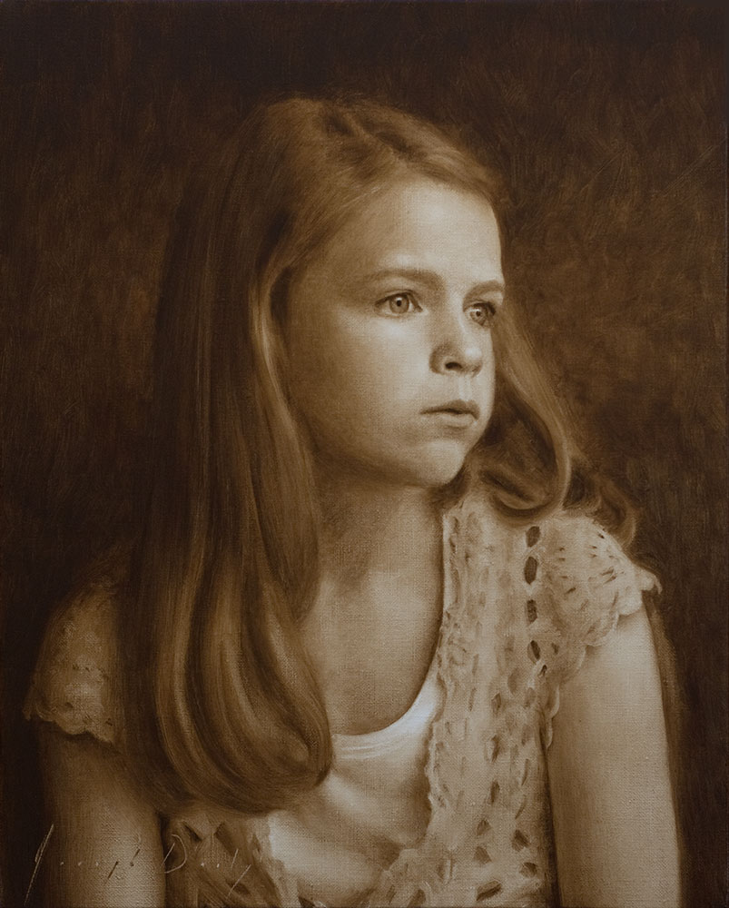 Binghamton Sepia Portrait Workshop