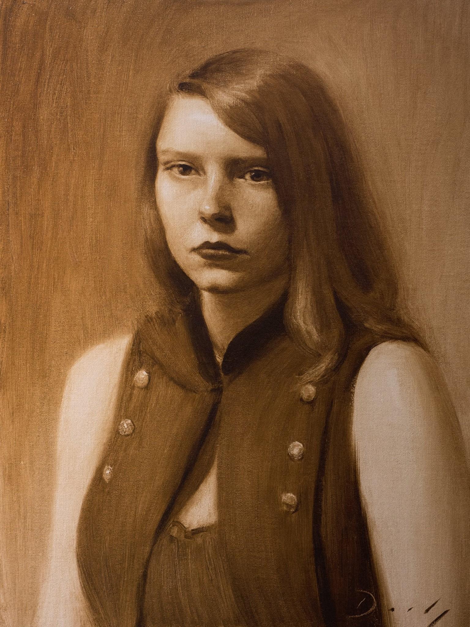 """""""Arts in Bloom"""" Portrait Demo"""