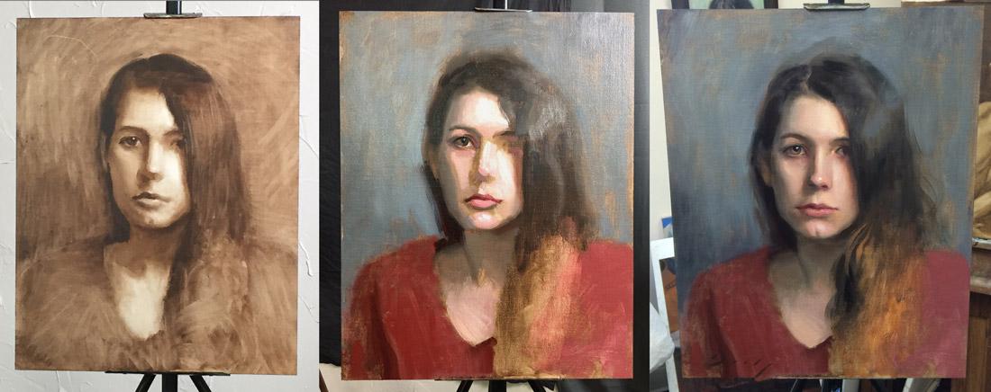 Beachwood Ohio Portrait Workshop