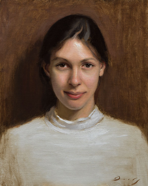 Portrait Painting Workshop in Vestal, NY