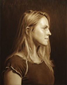 Sepia Portrait Sample