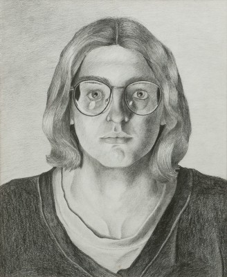 Self Portrait at 16